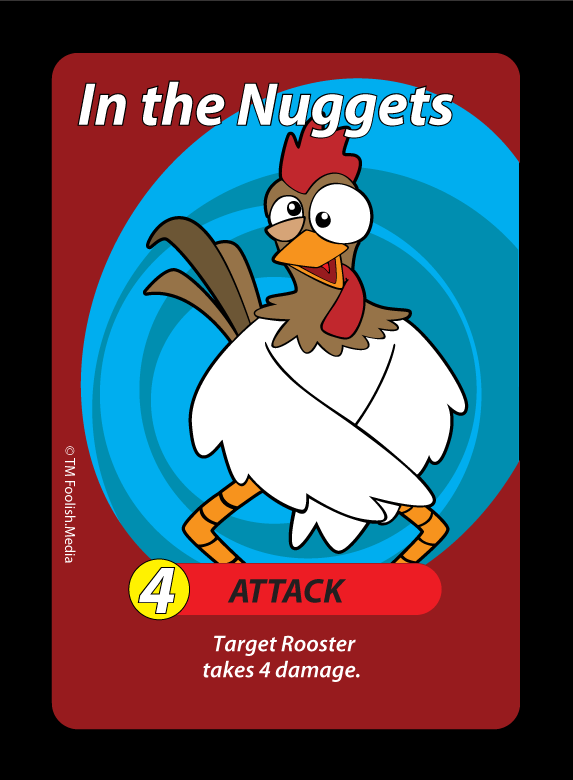 In the Nuggets, an attack from Foolish Media's Oh Cluck!