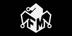 The Foolish Media LLC Logo with black background.